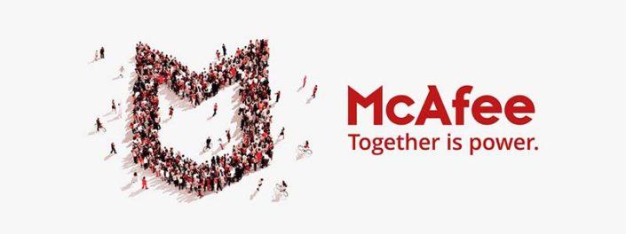 سرمایهگذاری بیشتر McAfee بر روی تهدیدات سایبری