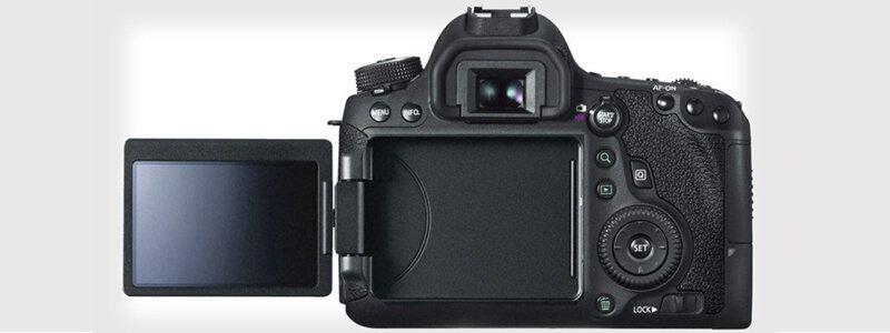 6D Mark II با LCD متحرک عرضه خواهد شد