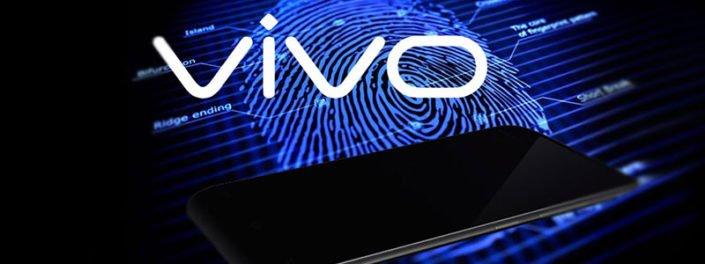 ویوو توانست سنسور اثر انگشت را با صفحه نمایش یکپارچه کند