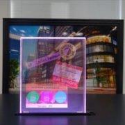 انتشار جزئیات بیشتری از نمایشگر شفاف DJI توسط این کمپانی