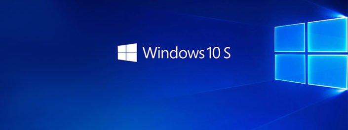 مایکروسافت امکان بازگشت 10پرو را به ویندوز 10 اس امکان پذیر کرد