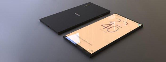 احتمال معرفی گوشی های جدید سونی با پنل جدید دیسپلی
