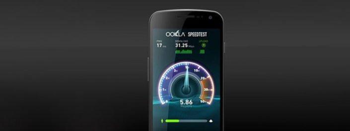 معرفی نرم افزار speedtest