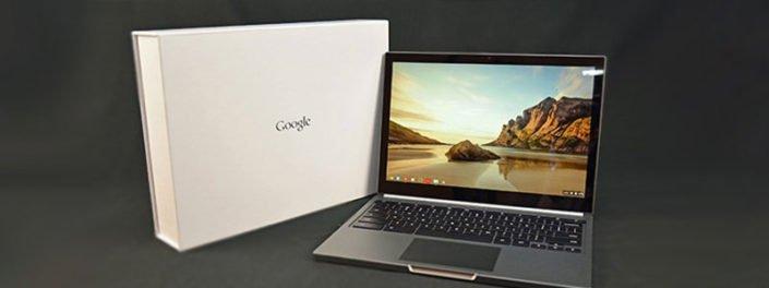گوگل در حال کار کردن بر روی کروم بوک جدید می باشد