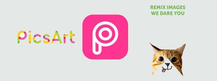 معرفی نرم افزار PicsArt