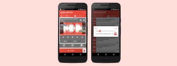 MP3 Cutter Ringtone Makerبرش آهنگ و ساخت زنگ موبایل