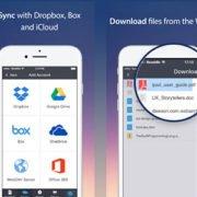 نرم افزار Documents 6 – File manager, PDF reader and browser