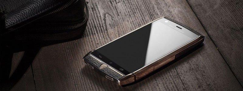 قیمت بسیار بالا گوشی موبایل لامبورگینی Tauri 88 در ایران