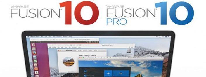 نسخه فیوژن 10 VMware عرضه می شود .
