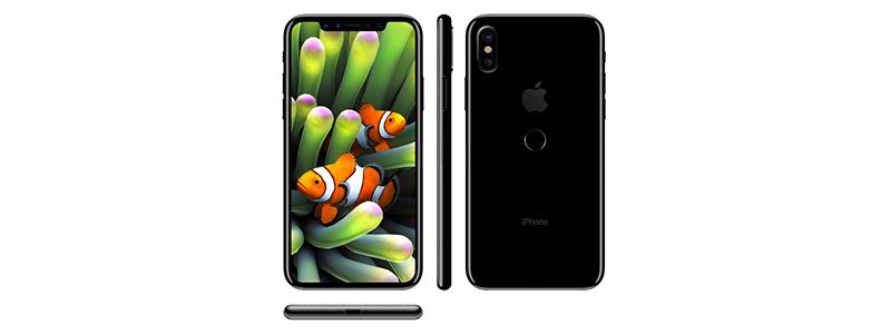 کاهش سفارش قطعات آیفون 10 توسط کمپانی اپل