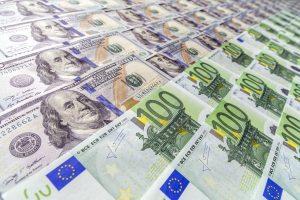 dollar to euro-1