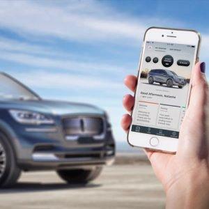 گوشی آیفون جایگزینی برای کلید های اتومبیل