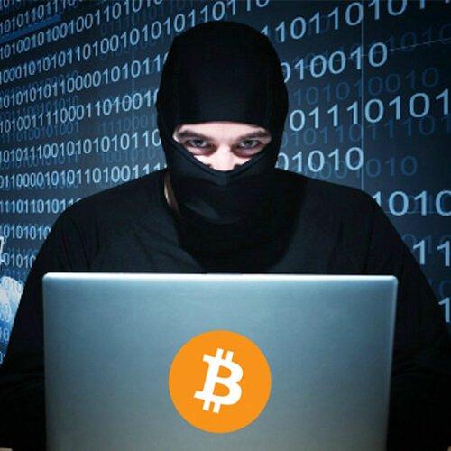 جنایتکاران و بیت کوین