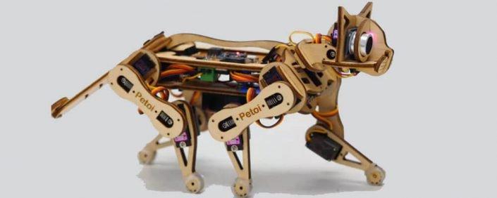 گربه رباتیک
