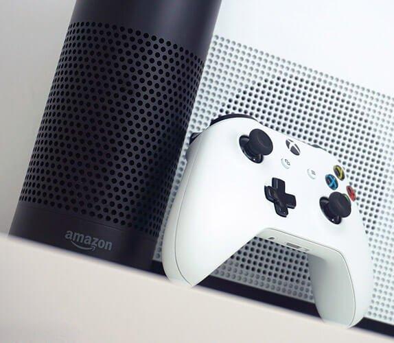دستیار صوتی آمازون در فروشگاه های مایکروسافت