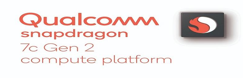 پردازنده نسل دوم Snapdragon 7c معرفی شد