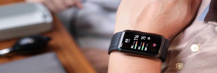 ساعت هوشمند جدید هوآوی فشارخون را اندازه می گیرد