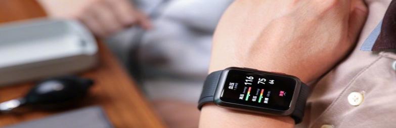 نسل بعدی ساعت هوآوی دارای قابلیت تشخیص فشار خون