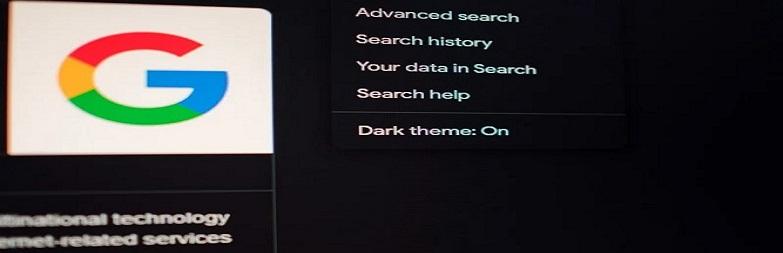 حالت تاریک به جستجو گوگل اضافه خواهد شد