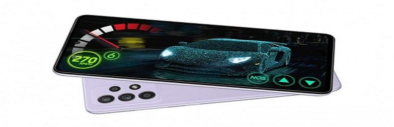 گوشی Galaxy A52s 5G سامسونگ راهی بازار شد